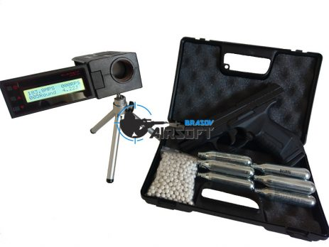 Oferta Speciala! Pistol Airsoft Umarex Walther P99 modificat