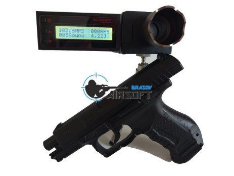 Pistol Airsoft Umarex Walther P99 modificat